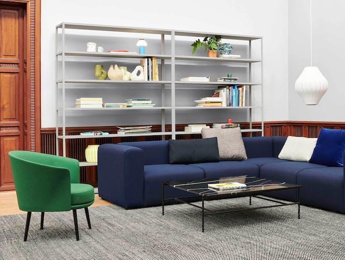 HAY Dorso lounge chair ls 1
