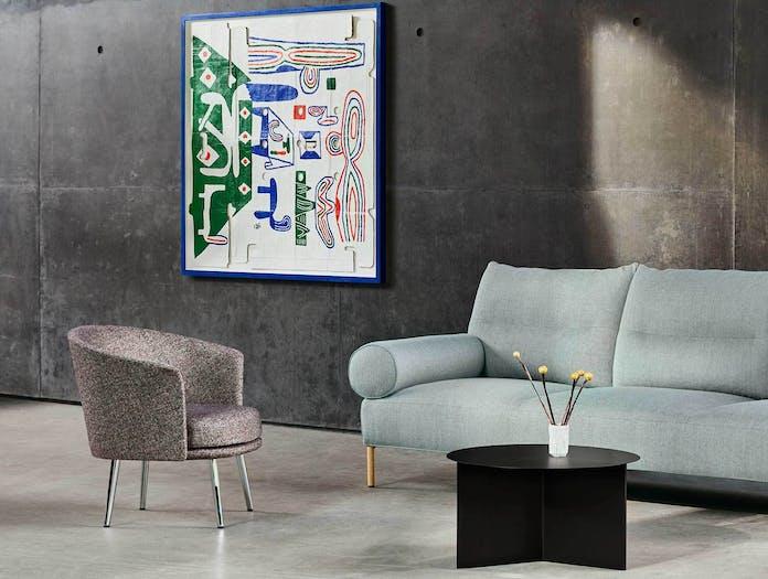 HAY Dorso lounge chair ls 2
