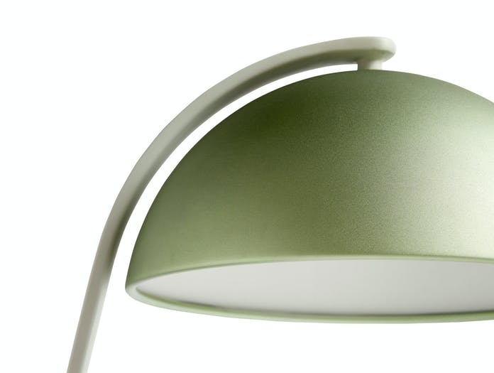 HAY cloche table lamp mint green cl 2