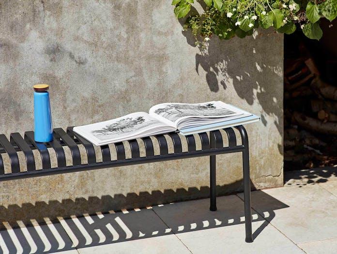 HAY palissade bench olive ls 4
