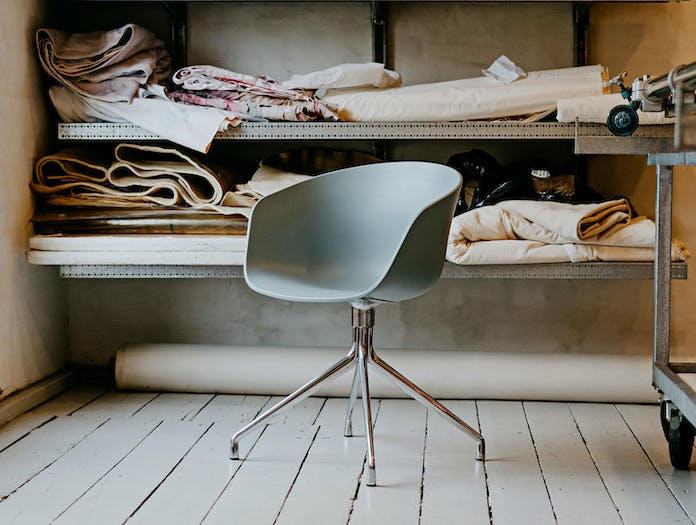 Hay Aac20 About A Chair Grey Alu Hee Welling