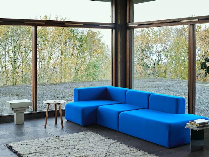 Bella Coffee Table Low Viaduct Furniture