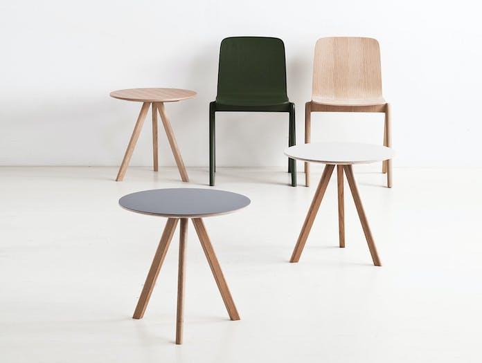 Hay Cph20 Side Tables 3 Ronan Erwan Bouroullec