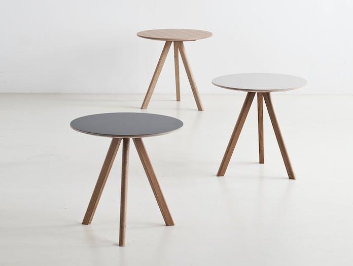 Hay Cph20 Side Tables Ronan Erwan Bouroullec