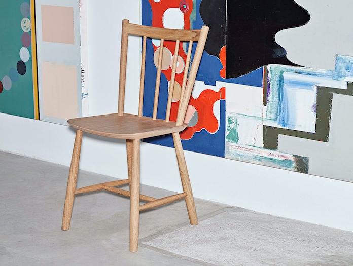 Hay J41 Chair Oak Borge Mogensen