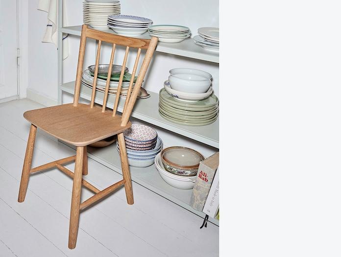 Hay J41 Chair Oak Kitchen Borge Mogensen