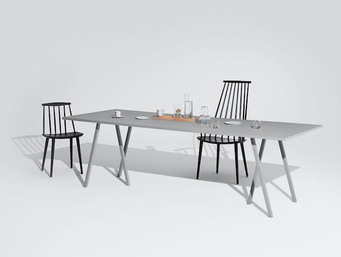 Hay Loop Stand Table L250 Grey