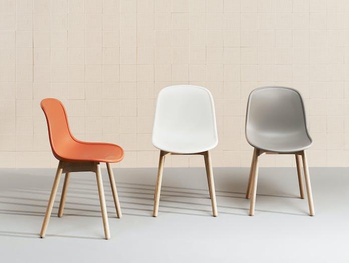 Hay Neu13 Chair Oak Matt Lacquer