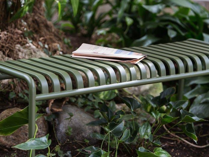 Hay Palissade Bench Detail Ronan Erwan Bouroullec