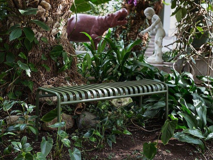 Hay Palissade Bench Outdoor Ronan Erwan Bouroullec