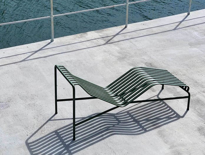 Hay Palissade Chaise Bouroullec LS 2