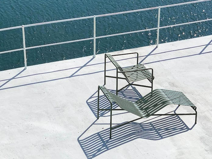Hay Palissade Chaise Bouroullec LS 3