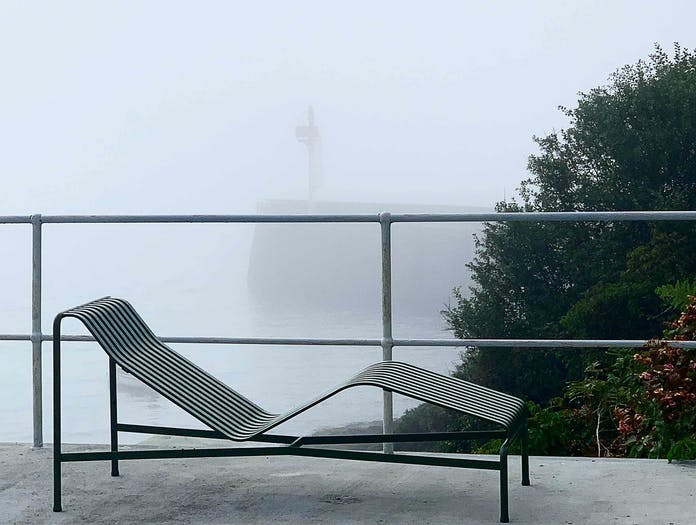 Hay Palissade Chaise Bouroullec LS 4