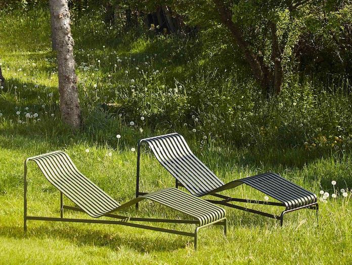 Hay Palissade Chaise Bouroullec LS 8