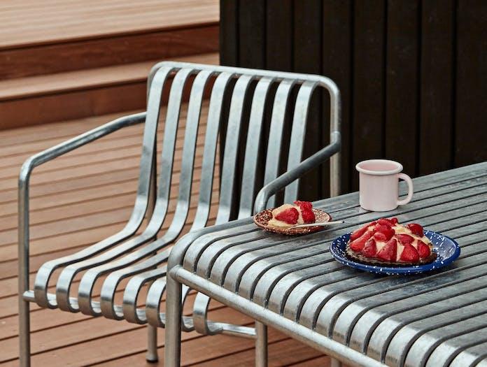 Hay Palissade Dining Armchair Outdoor ls 2