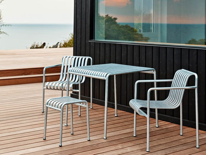 Hay Palissade Dining Armchair Outdoor ls 3