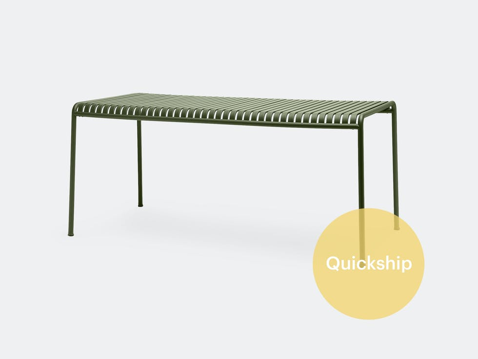 Palissade Table, Rectangle image