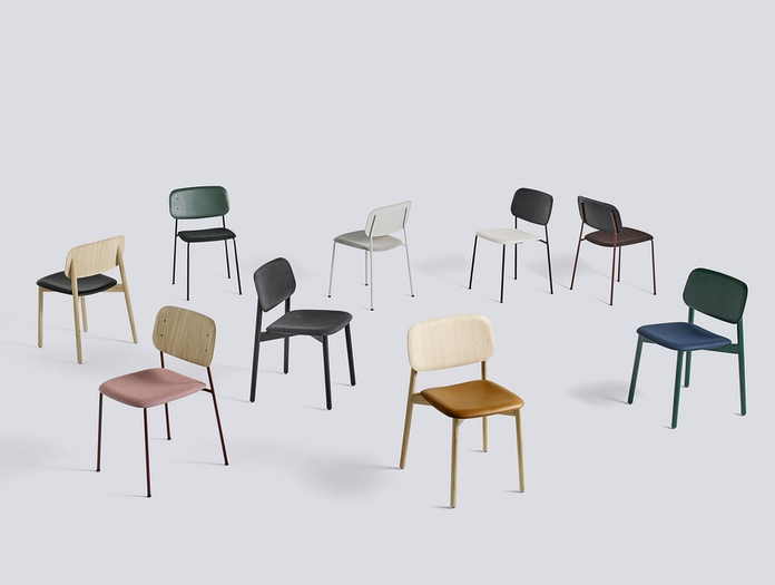 Hay Soft Edge Chair Family 01