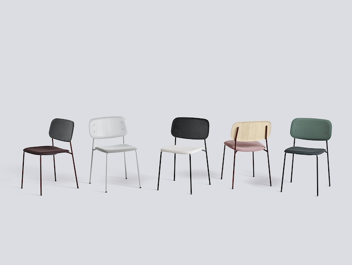 Hay Soft Edge Chair Family 03