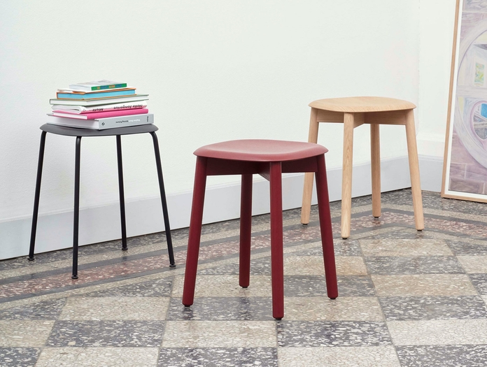 Hay Soft Edge Stool 70 Soft Edge 72