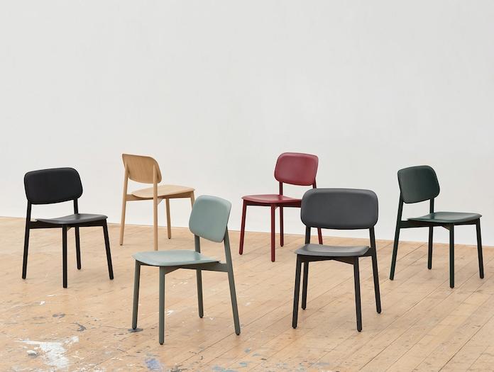 Hay Soft Edge12 Chair Family