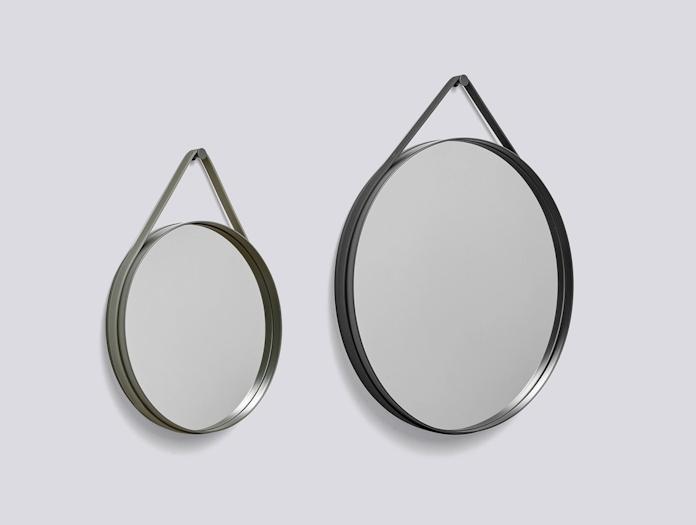Hay Strap Mirror Family