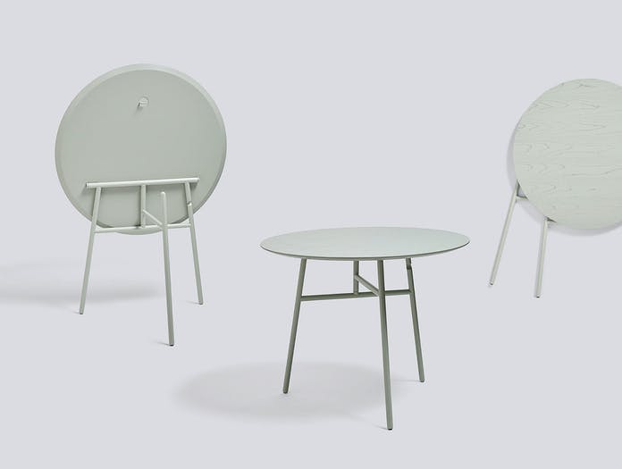 Hay Tilt Top Table Grey 02