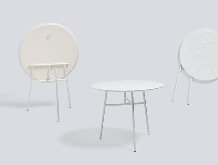 Hay Tilt Top Table White 02
