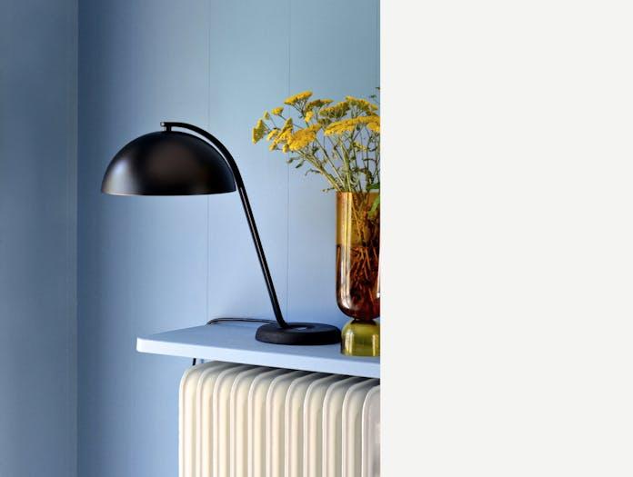 Hay cloche table black lamp ls