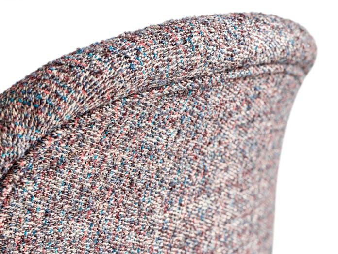 Hay neu bar stool upholstered 2