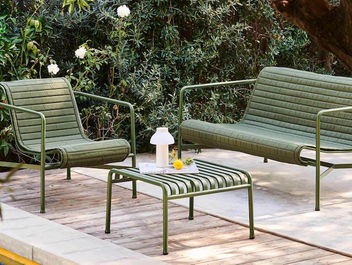 Hay palissade lounge sofa ls 4