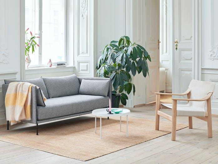 Hay silhouette sofa 2 seater ls 1