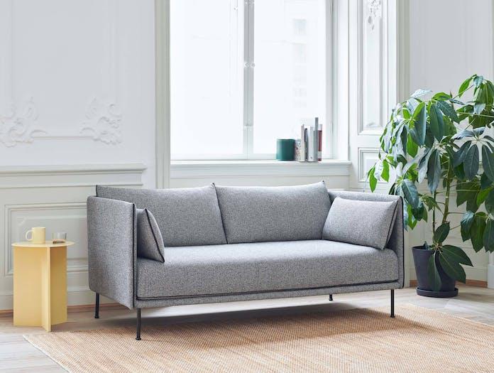 Hay silhouette sofa 2 seater ls 2