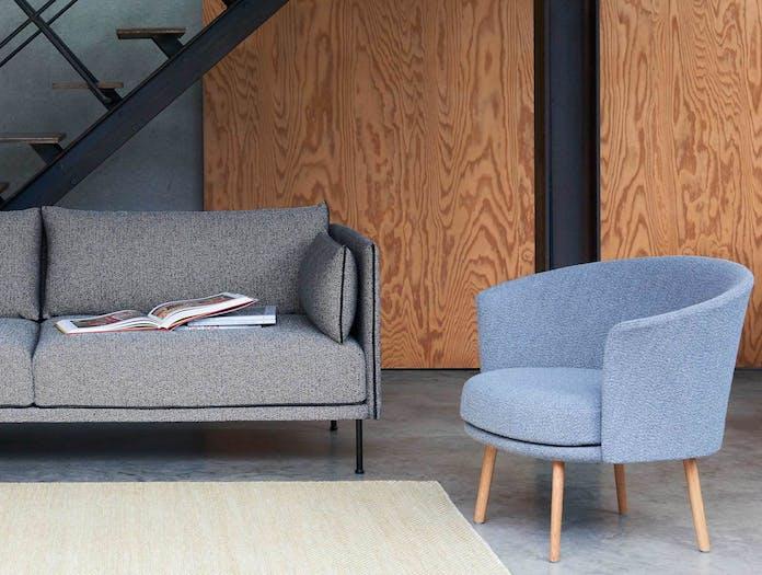 Hay silhouette sofa 2 seater ls 3