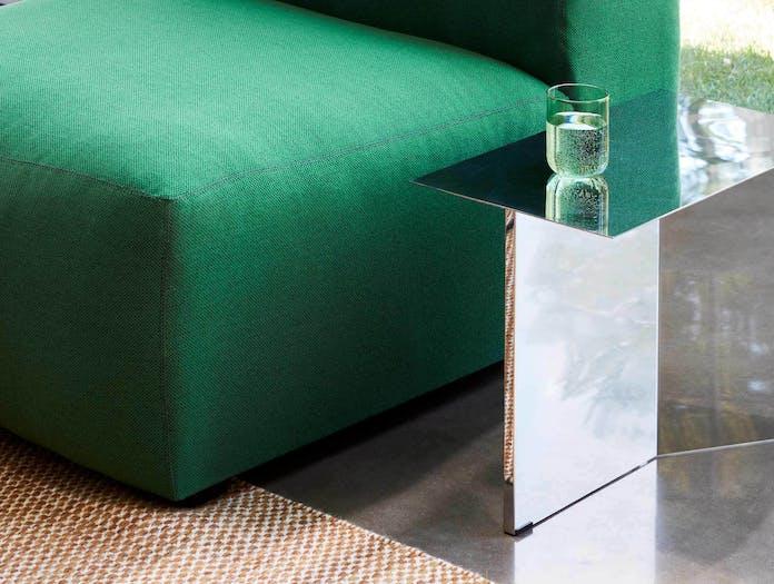 Hay slit oblong table mirror ls 2