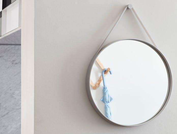 Hay strap mirror ls 1