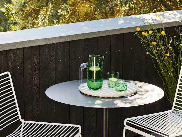 Hay terrazzo table round ls 3
