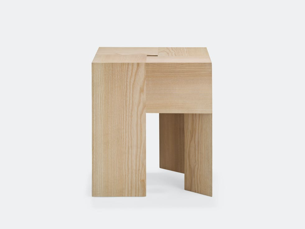 Tri-Angle Stool/Side Table image