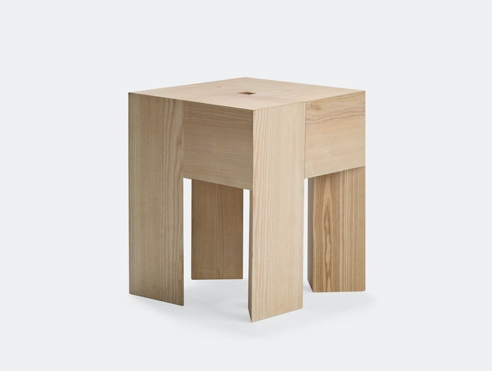 Karakter Tri Angle Stool Side Table 2 Aldo Bakker
