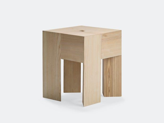 Karakter Tri Angle Stool Side Table 2 Aldo Bakker