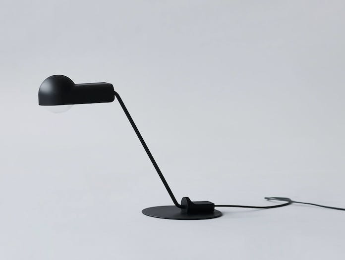 Karakter Domo Table Lamp Black 2 Joe Colombo