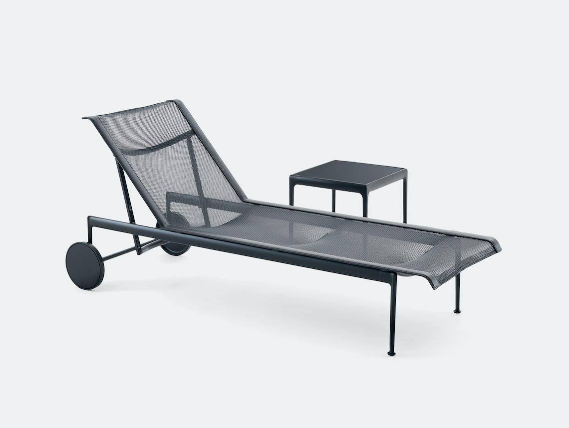 Knoll 1966 Outdoor Chaise Dk Richard Schultz