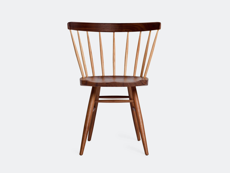 Knoll George Nakashima Straight Chair