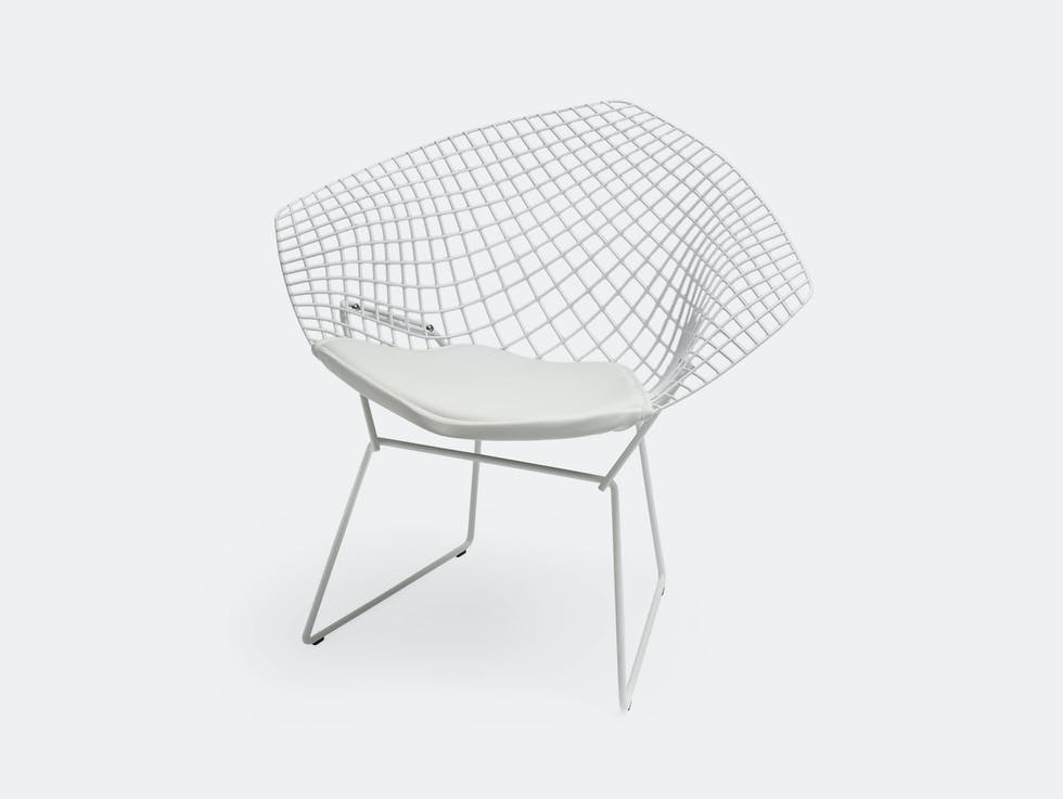 Bertoia Diamond Chair image