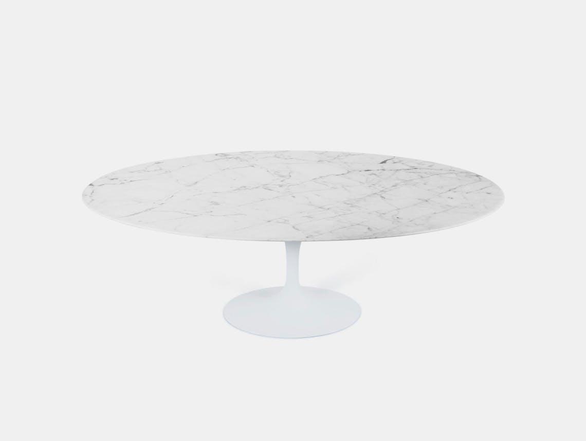 Knoll Saarinen Oval Dining Table