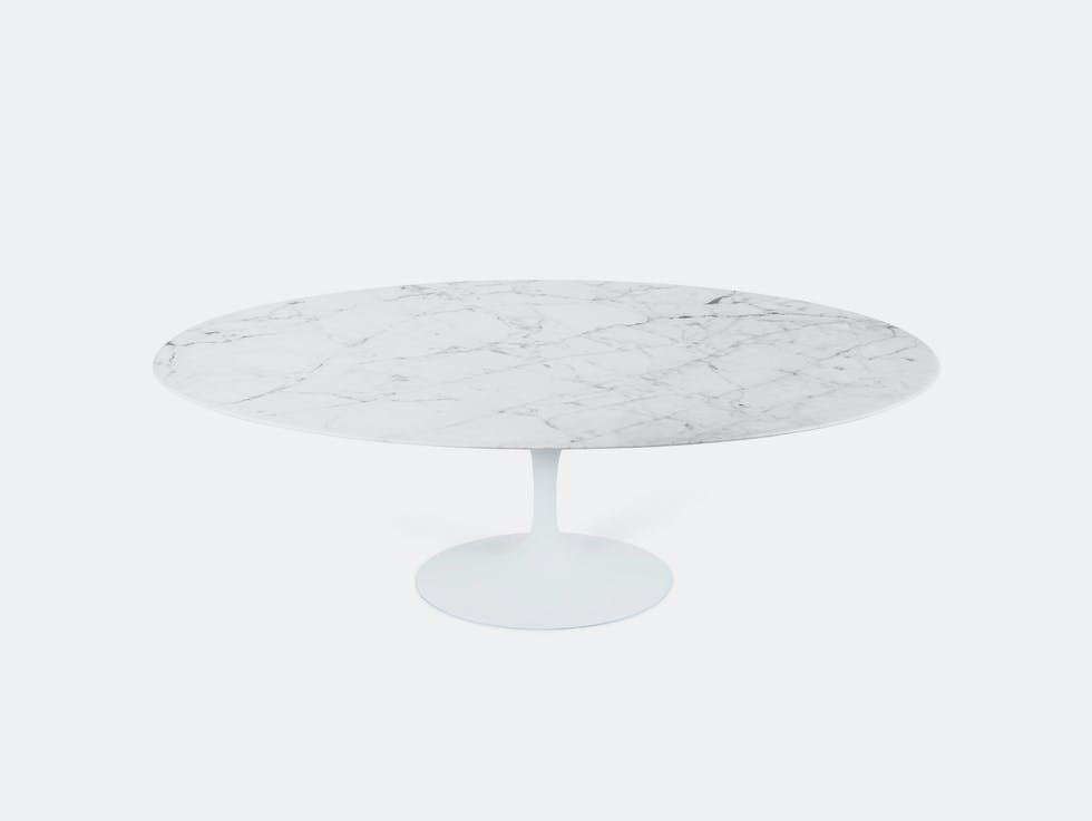 Saarinen Oval Dining Table image