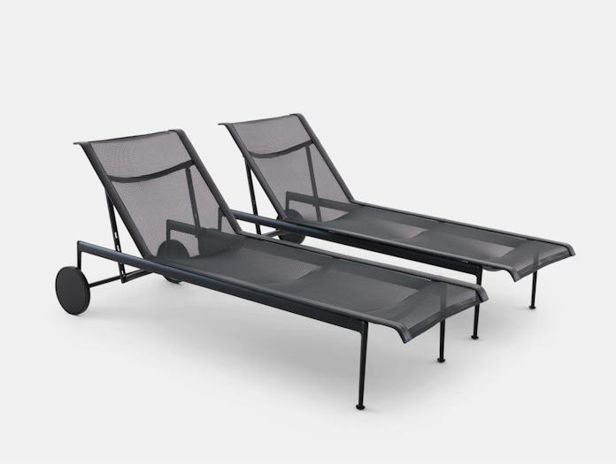 Knoll 1966 Outdoor Chaise Dk2 Richard Schultz