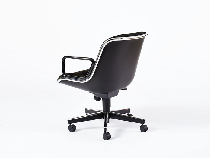 Knoll Charles Pollock Executive Chair Back