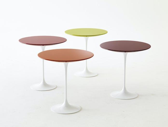 Knoll Eero Saarinen Side Table Colours
