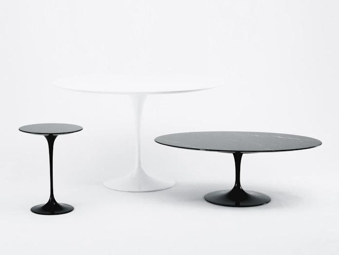 Knoll Eero Saarinen Tulip Tables